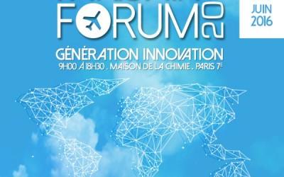 3T Alumni actif au Paris Air Forum 2016