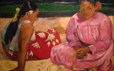 Paul Gauguin au Grand Palais