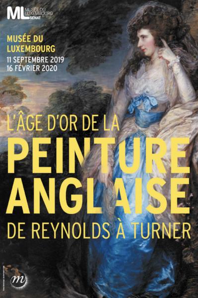 Exposition « L'âge d'or de la peinture anglaise » @ Musée du Luxembourg