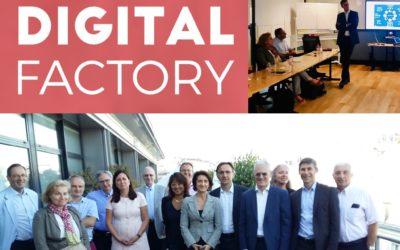 A la découverte de la Digital Factory de Thales