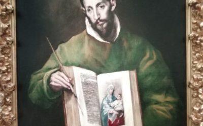 Visite de l'Exposition El Greco au Grand Palais le 20 novembre 2019
